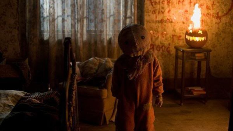 Illustration for article titled Cult horror film                   Trick 'R Treat is getting a sequel