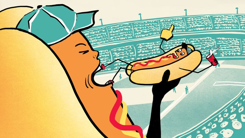 Illustration for article titled How To Attend A Sporting Event Like A Functional Adult