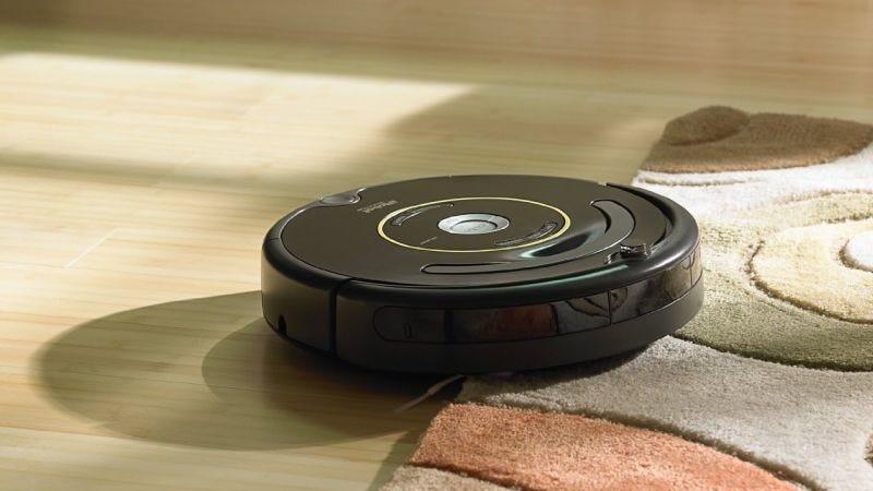 Photo: Roomba