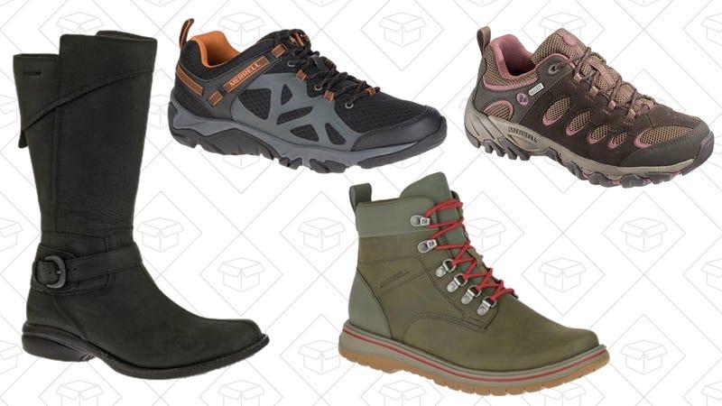 Merrell Footwear Private Sale