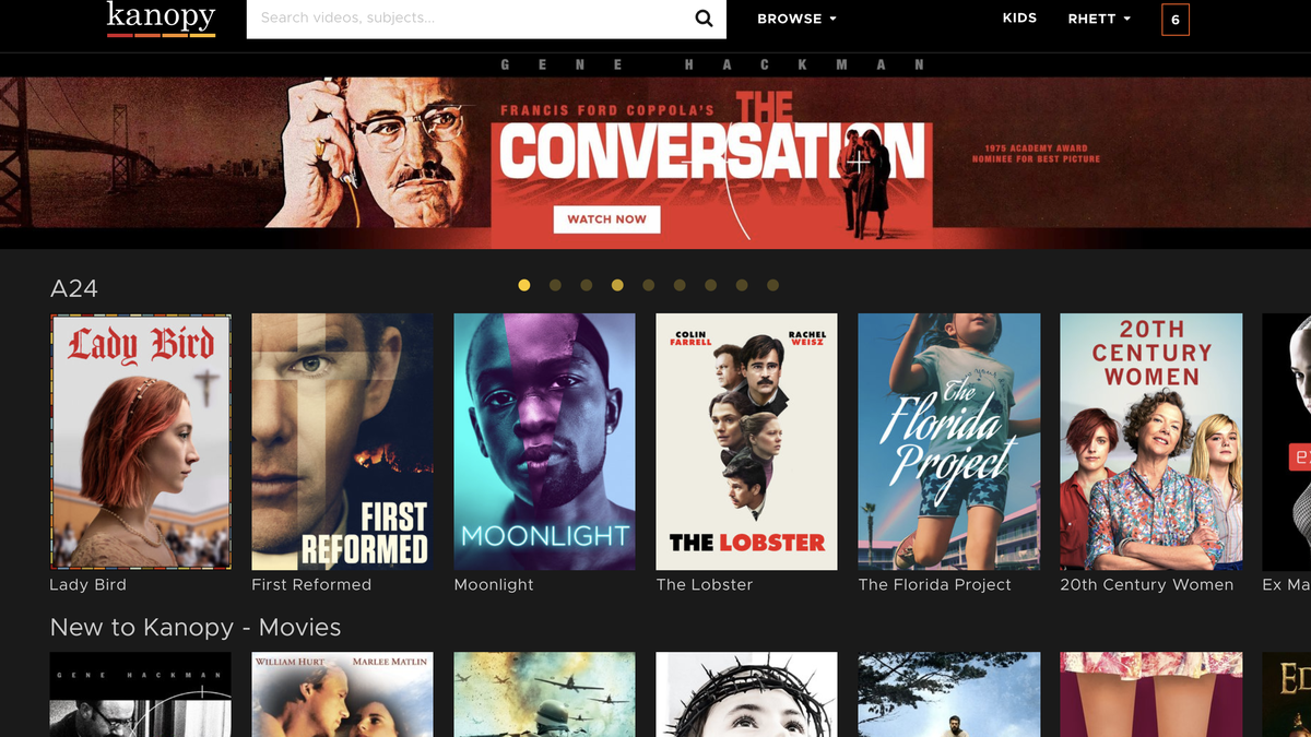 The Totally Free Streaming Service You Didn't Know You Have