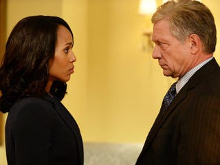 Olivia Pope's (Kerry Washington) got you covered, Cyrus (Jeff Perry).ERIC MCCANDLESS/ABC