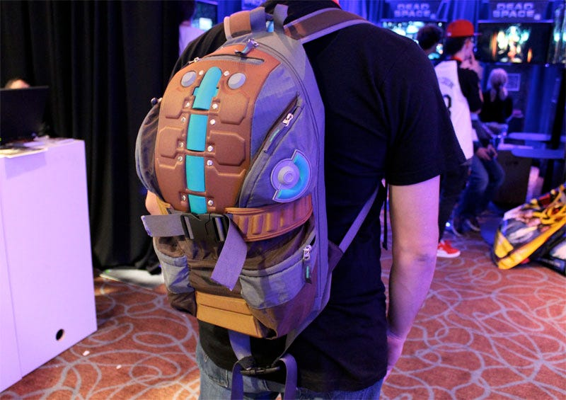 Illustration for article titled Dead Space: The Backpack Is Finally Here