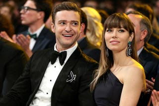 Illustration for article titled Justin Timberlake Debuts His Baby on Instagram, Disappoints People
