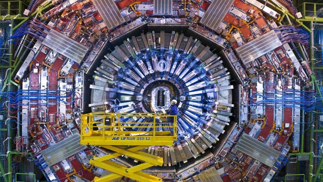 Biggest Quark Spotted in Whole New Way