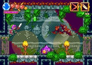 Illustration for article titled The Legend of Princess: If Zelda II Went 16-Bit