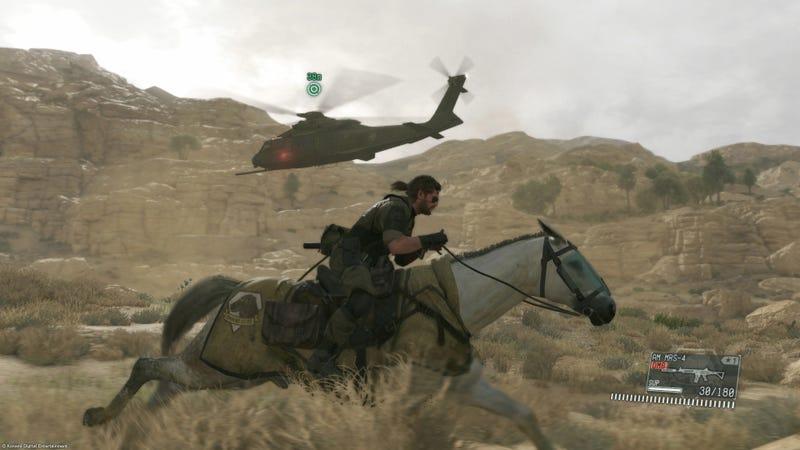 Illustration for article titled Konami Slams GameSpot For Report On MGSV Microtransactions
