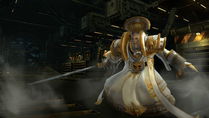 Illustration for article titled What The Hell Is Going On With Warhammer: 40,000: Dark Millenium?