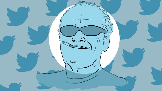 Following Dril, The Twitter Account At The End Of The World