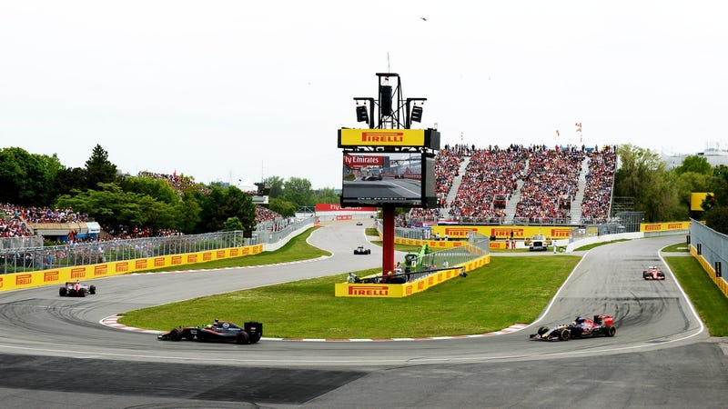 Illustration for article titled Canadian Grand Prix Quali Results (Spoilers)