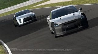 Illustration for article titled Sony Welcomes European GT5 Prologue Release With Pit Lane Party