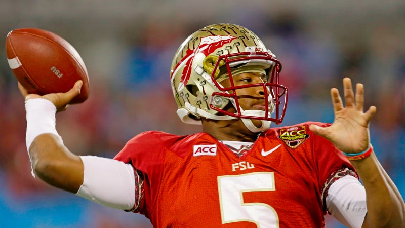 Illustration for article titled Don't Push Jameis Winston Too Far on That Rape Investigation Business