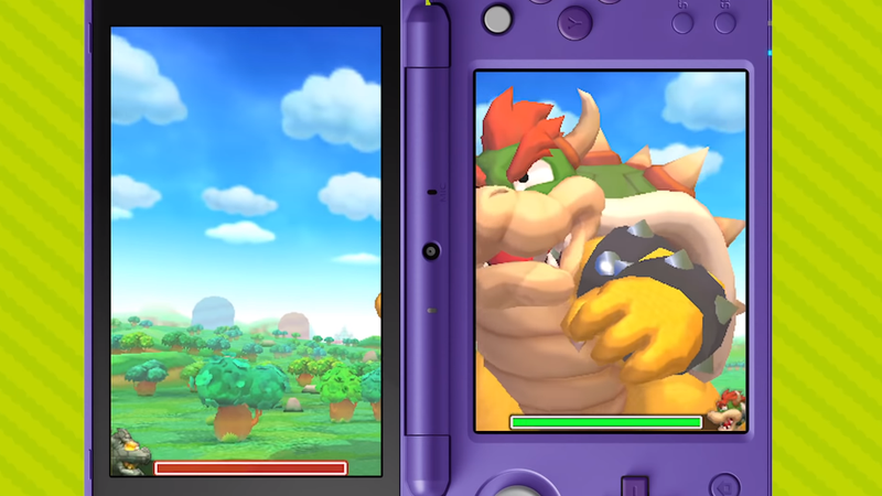 Turning The DS Sideways For Giant Fights Was One Of Mario & Luigi's Most Creative Tricks