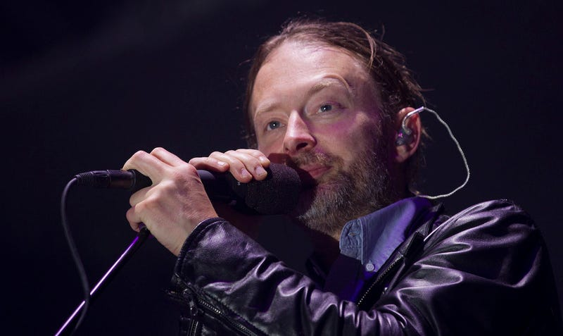Illustration for article titled Thom Yorke (Radiohead) distribuirá su nuevo álbum en BitTorrent