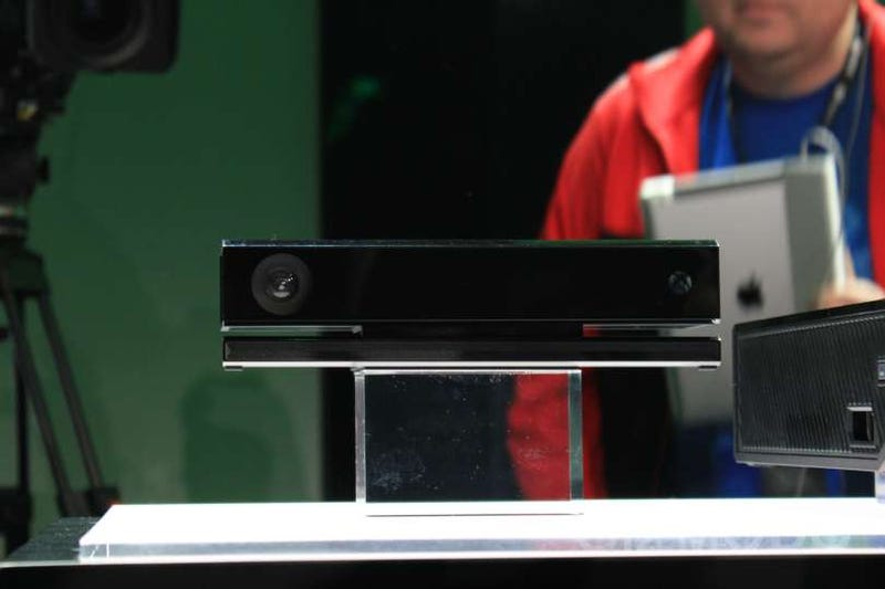 Illustration for article titled Microsoft's New Kinect: Much More Than Mere Motion Control
