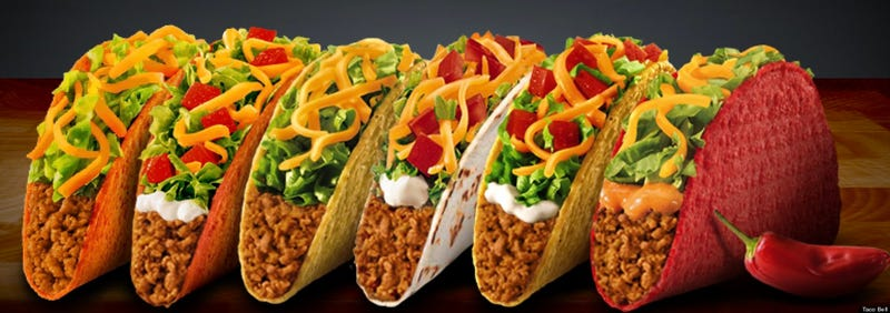 Illustration for article titled A Hack That Gets You The Most Taco Bell Food For Your Money
