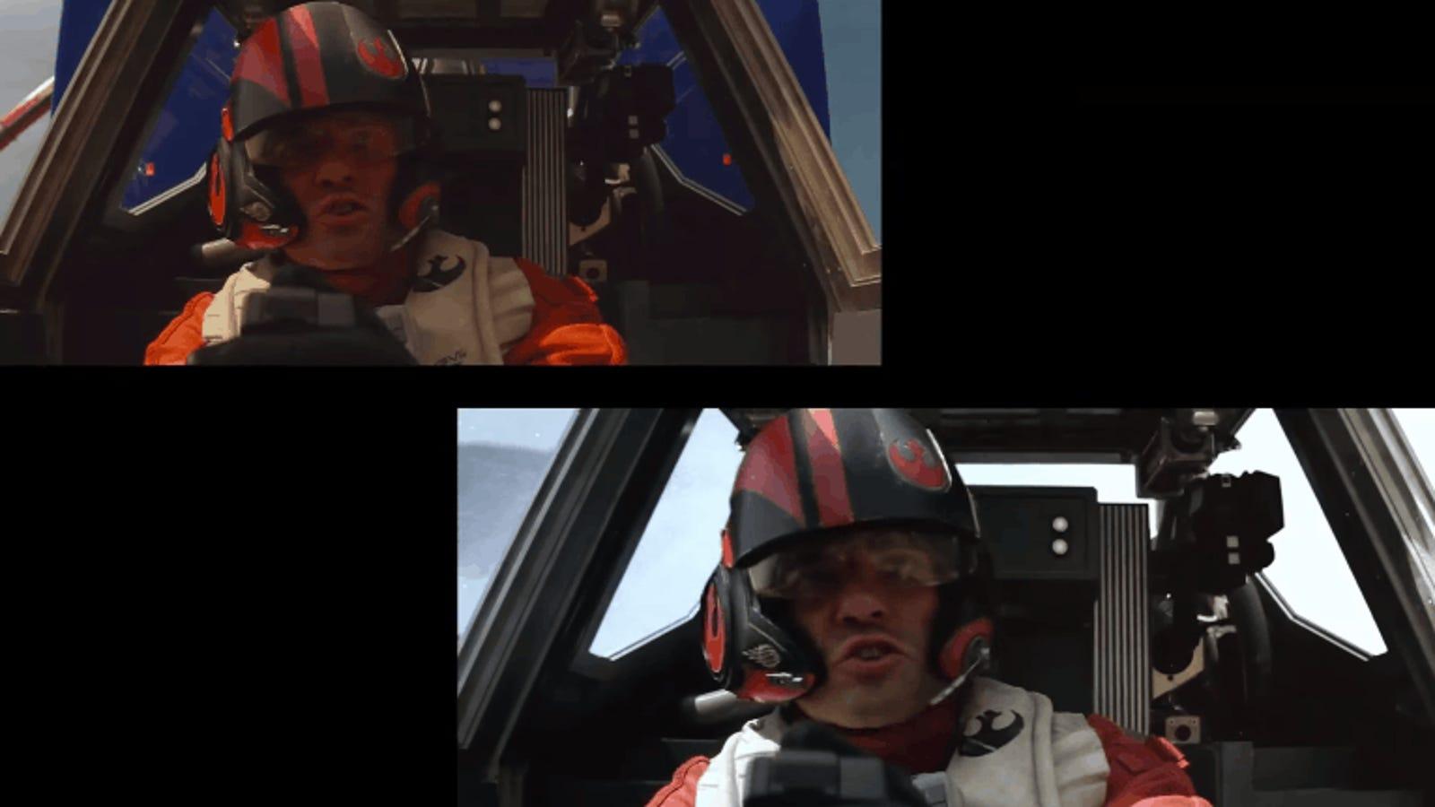 Así se hicieron los efectos especiales de Star Wars: The Force Awakens