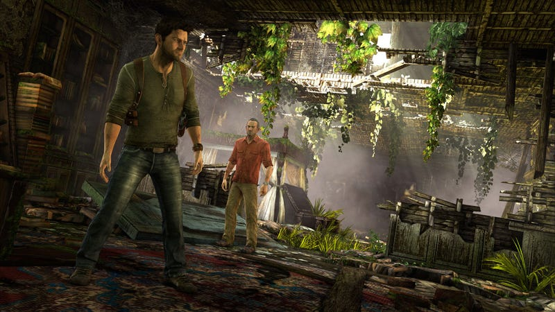 Illustration for article titled How Uncharted 3 Will Improve Upon A 'Game Of The Year'
