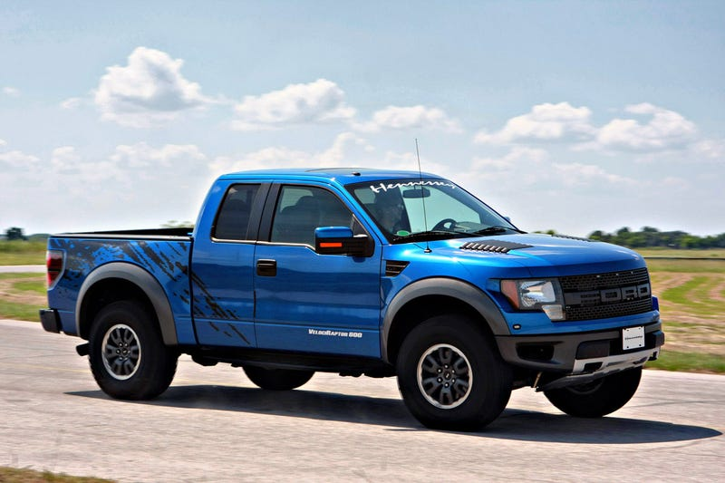Illustration for article titled Hennessey VelociRaptor 600: First Drive