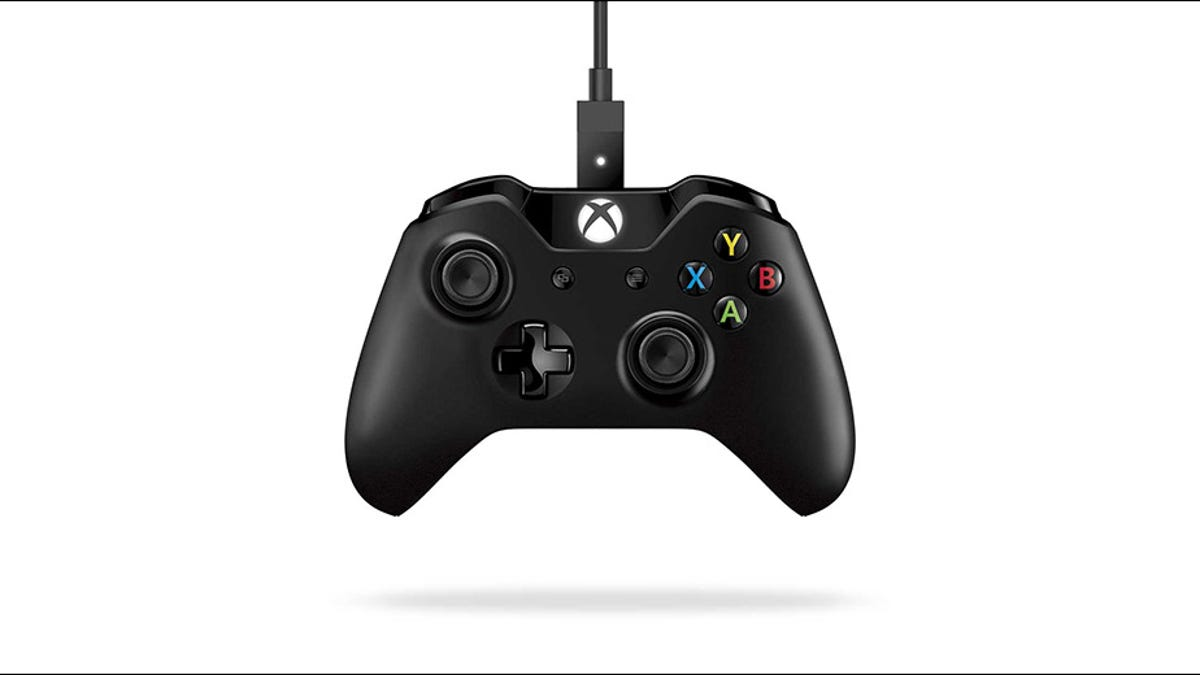 The Xbox One Controller Comes To PC, But It Might Be Too Late
