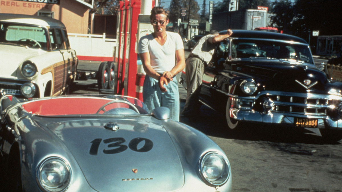 The Mystery Of James Deans Cursed Porsche Explained