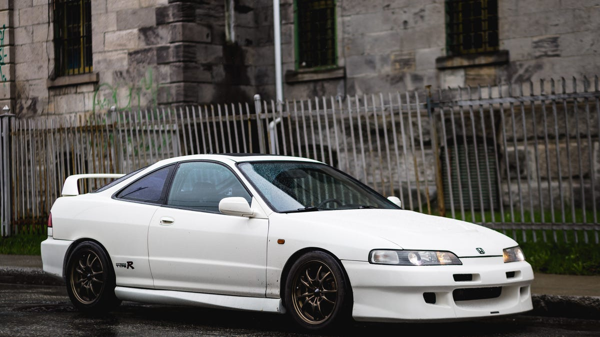 How The Acura Integra Type R Makes Modern Sport Compact Cars Look Weak Dc2 Gsr Engine Wiring Diagram