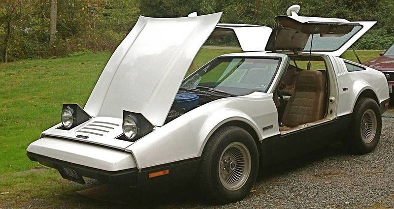 Illustration for article titled For $4,950, Could This 1975 Bricklin SV1 Project Be Prepped for Takeoff?