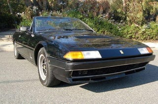 Illustration for article titled For $29,500, This Ferrari is a Gran Toupee-ismo