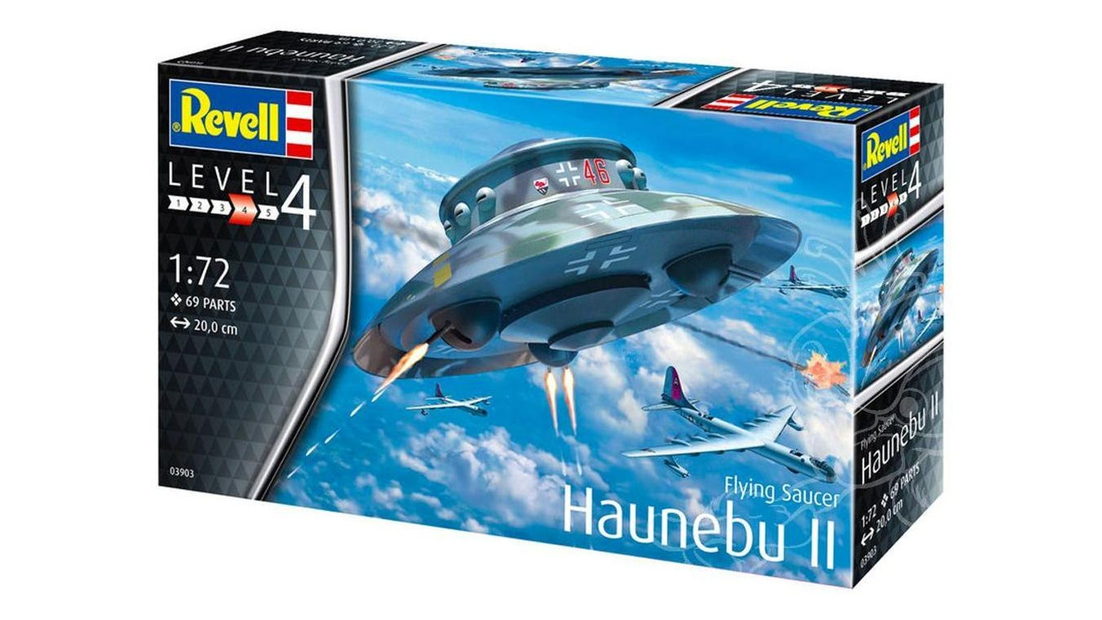 Flying Saucer Toy Recalled For Teaching Kids That Nazis Achieved Space Travel