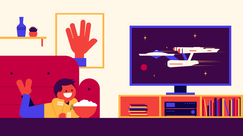 Illustration for article titled The Enterprise, Spock, and Other Reasons I'm Excited for Star Trek: Discovery Season Two