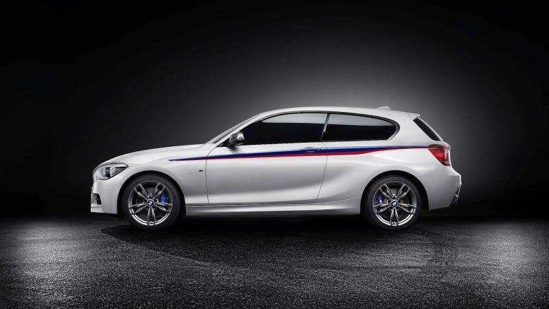 Illustration for article titled BMW M135i Concept: Bimmer Got Back