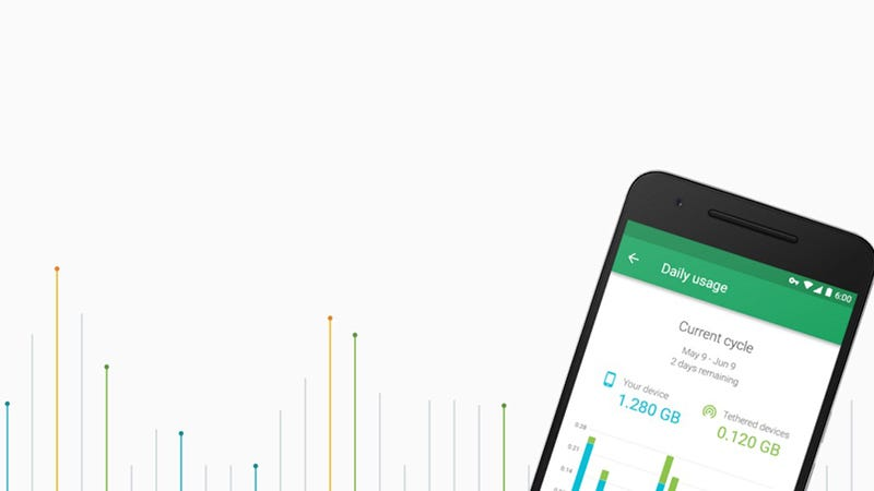 Illustration for article titled Google's Project Fi Cell Phone Service Is Now Available Without an Invite
