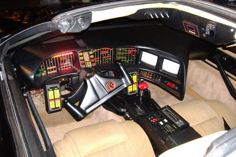 Utterly Bitchen Car Dashboards Inspired By Spaceships - Cool car dashboards