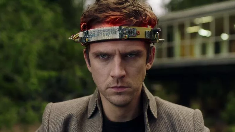 Dan Stevens as Legion/David.