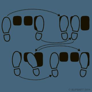 Illustration for article titled New Blipshift Shirt - 3-2 Step