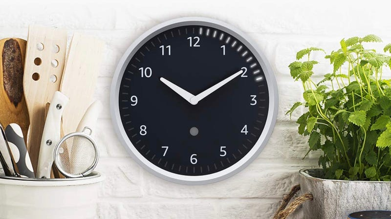 Echo Wall Clock | $30