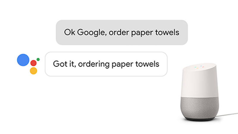 Illustration for article titled You Can Now Shop With Your Voice Using Google Home