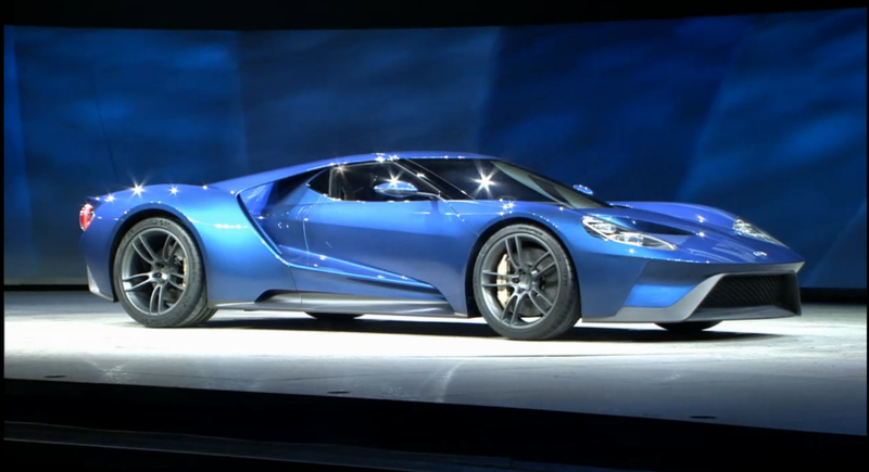 Ford Did It They Actually Went And Did It Its Been Rumored About And Speculated On For Months But Now We Know Its Real This Is It The New Ford Gt
