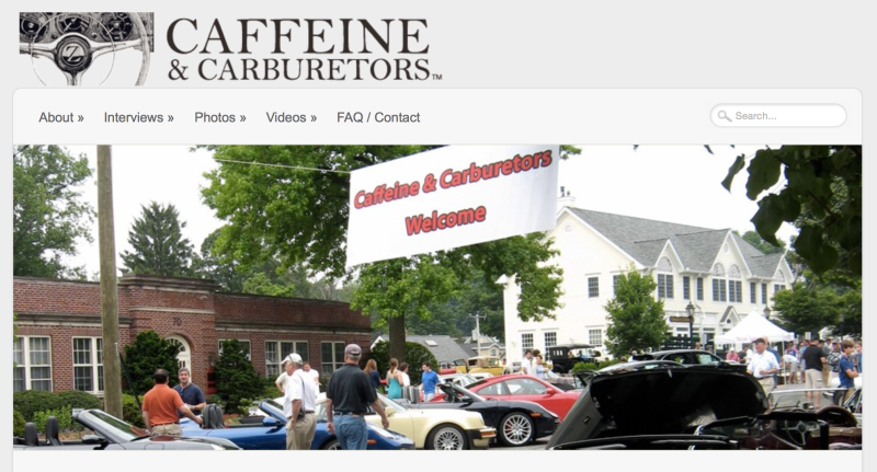 Illustration for article titled Event Reminder- New Canaan Caffeine & Carburetors 10/18/15