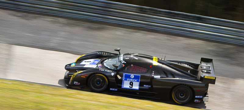 Illustration for article titled James Glickenhaus Is Making History This Weekend At The Nürburgring 24