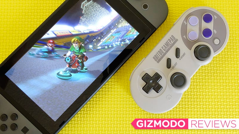 If You Love Retro Gaming, the SN30 Pro Is the Only Gamepad You'll ...