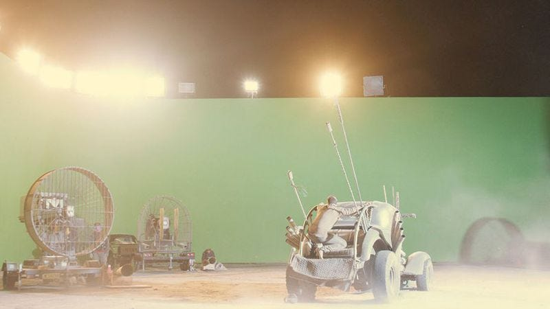 Illustration for article titled Read This: Crafting Mad Max: Fury Road's more than 2,000 visual effects shots
