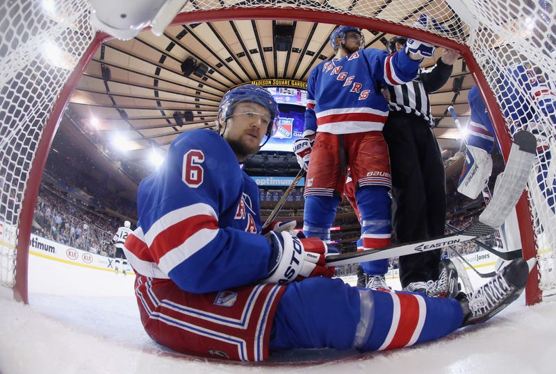 Illustration for article titled The Rangers' Unsung Heroes Are UFAs. Will NHL GMs Take Notice?
