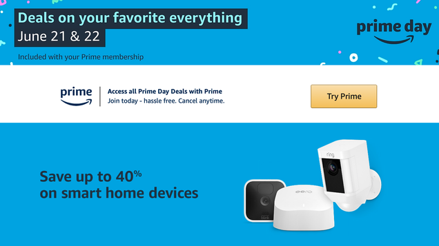 Amazon Prime Day Is a Bad Garage Sale You Should Skip
