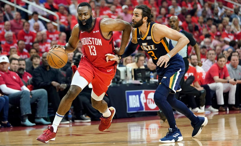James Harden Is Just Toying With Poor Ricky Rubio