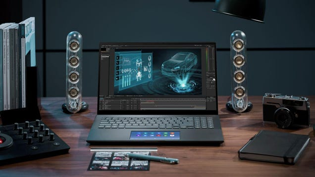 Asus Has a Boatload of New ZenBooks for All Your Working from Home or Remote Learning Needs