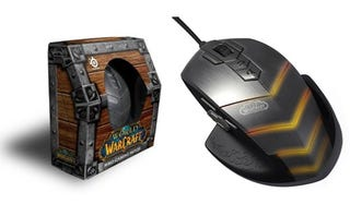 steelseries world of warcraft mmo gaming mouse drivers