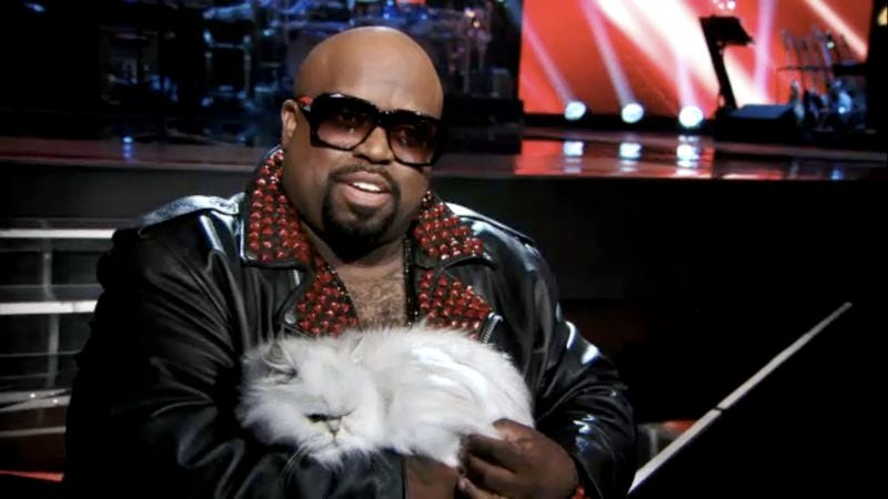 Illustration for article titled Cee Lo Green could star in his own NBC sitcom about Cee Lo Green