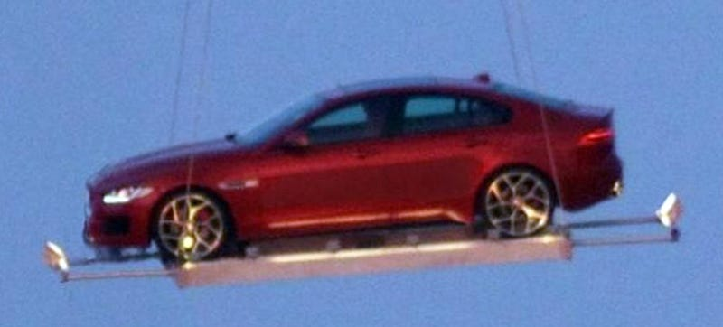 Illustration for article titled 2016 Jaguar XE: Everything We Know