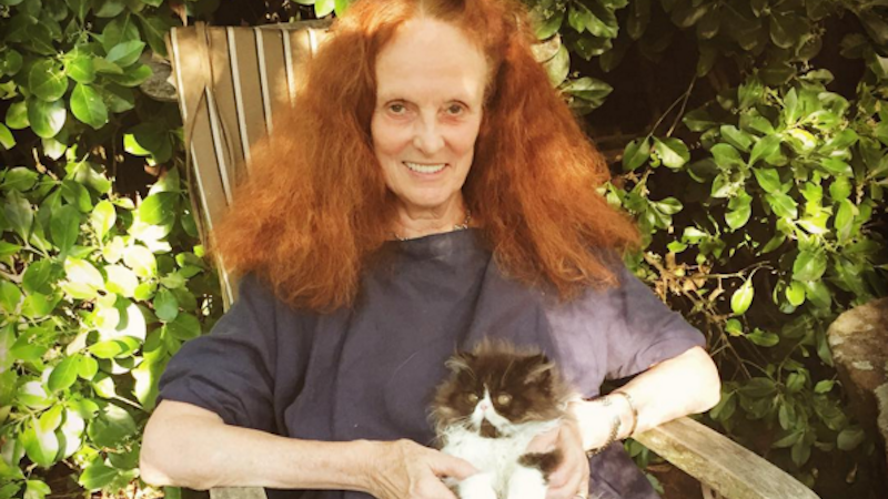 Illustration for article titled Grace Coddington Thinks Instagram Is 'Pathetic' (It's True)